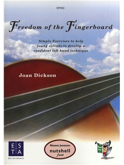 Joan Dickson: Freedom Of The Fingerboard Books | Cello