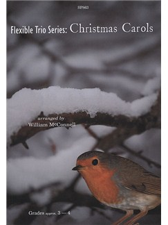 Flexile Trio Series: Christmas Carols Books | Ensemble (Trio)