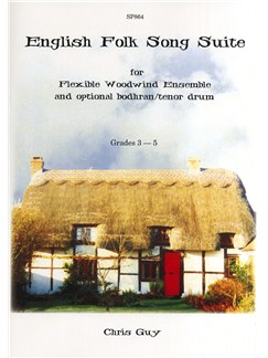 Guy: English Folk Song Suite for Flexible Woodwind Ensemble Books | Ensemble