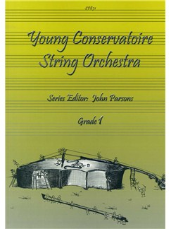 Young Conservatoire String Orchestra - Grade One Books | String Orchestra