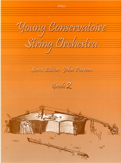 Young Conservative String Orchestra - Grade Two Books | String Orchestra