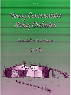 Young Conservatoire String Orchestra - Grade Three Books | String Ensemble