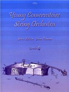 Young Conservatoire String Orchestra - Grade Four Books and CDs | String Ensemble