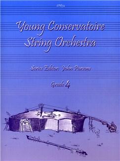 Young Conservatoire String Orchestra - Grade Four CD y Libro | Conjunto de Cuerda