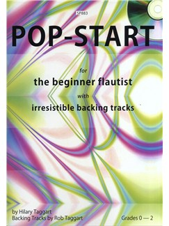 Taggart: Pop-Start for Flute Books and CDs | Flute