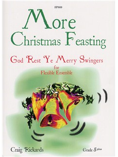 More Christmas Feasting: God Rest Ye Merry Swingers Books | Ensemble