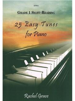 Rachel Grave: Grade 1 Sight-Reading - 25 Easy Tunes Books | Piano