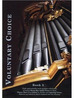 Voluntary Choice - Book Three Books | Organ