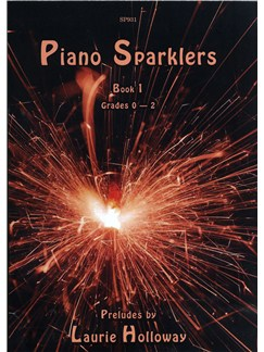 Laurie Holloway: Piano Sparklers - Book 1 Books | Piano