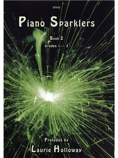 Laurie Holloway: Piano Sparklers - Book 2 Books | Piano