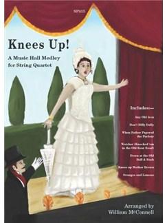 McConnell: Knees up - A Music Hall Medley (String Quartet) Books | String Quartet