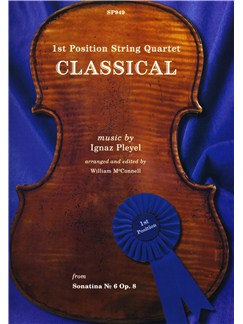 1st Position String Quartet: Classical Books | String Quartet