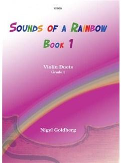 Nigel Goldberg: Sounds Of A Rainbow Book 1 - Violin Duets Grade 1 Books | Violin (Duet)