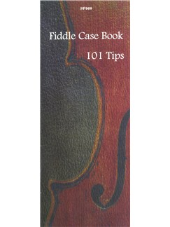 Fiddle Case Book - 101 Tips Books | Violin
