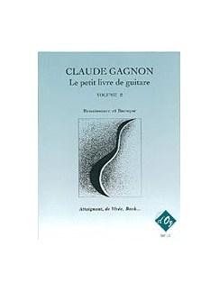 Le Petit Livre De Guitarre - Volume 2 Books | Guitar
