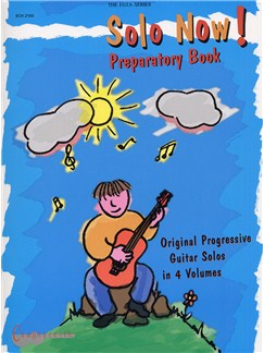 Solo Now! Preparatory Book Books | Guitar