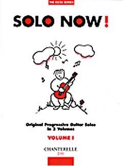 Solo Now! Volume 1 Books | Guitar