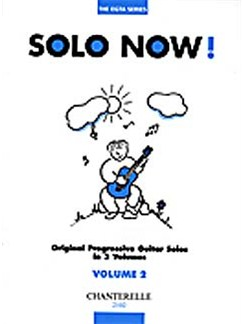 Solo Now! Volume 2 Books | Guitar