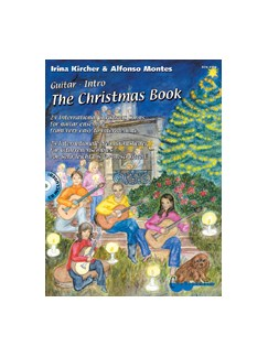 Guitar Intro - The Christmas Book Books and CDs | Guitar, Ensemble