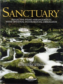 Sanctuary - Reflective Piano Arrangements Books | Piano