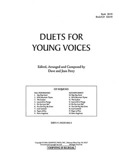 Duets For Young Voices Books | Children's Voices