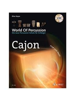 Ellen Mayer: World Of Percussion - Cajon Books and CDs | Cajon