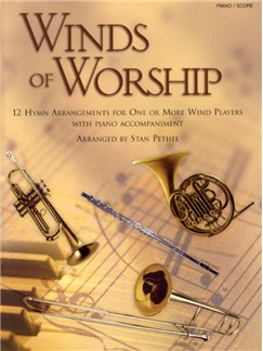 Winds Of Worship (Piano Score) Books | Piano Accompaniment