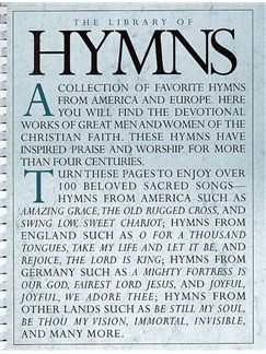 The Library Of Hymns Books | Piano, Vocal & Guitar (with Chord Boxes)