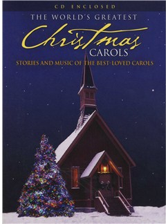 The World's Greatest Christmas Carols - Stories And Music Of The Best-Loved Carols Books and CD-Roms / DVD-Roms | Voice