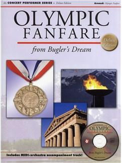 Leo Arnaud: Olympic Fanfare (from Bugler's Dream) Books and CDs | Piano