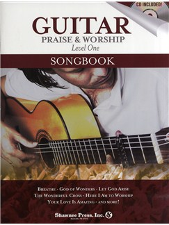 Guitar Praise & Worship - Level One Songbook (Book and CD) Books and CDs | Guitar