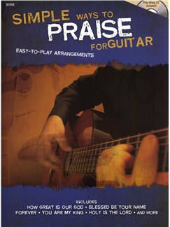 Simple Ways To Praise For Guitar Books and CDs | Guitar