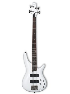 Ibanez: SR300 Bass Guitar - Pearl White Instruments | Bass Guitar