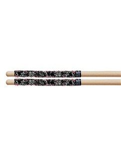 Promark: SR3BLA Splatter Stick Rapp - Black  | Drums