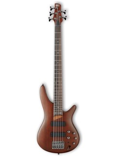 Ibanez: SR505BM 5 String Bass Guitar - Mahogany Instruments | Bass Guitar