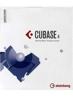 Cubase 4 - Advanced Music Production System (Competitive LE Upgrade) CD-Roms / DVD-Roms |
