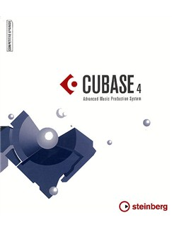 Steinberg: Cubase 4 (Trade In) CD-Roms / DVD-Roms |