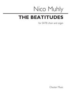 Nico Muhly: The Beatitudes Books | SATB, Organ Accompaniment