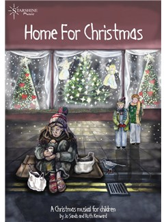 Jo Sands/Ruth Kenward: Home For Christmas Books and CDs | Voice, Piano Accompaniment