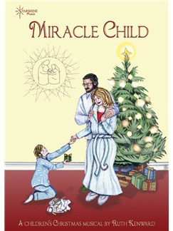 Ruth Kenward: Miracle Child (Book and CD) Books and CDs | Voice, Piano Accompaniment (with Chord Symbols)