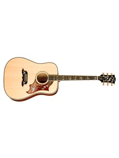 Gibson: Doves in Flight Acoustic Guitar Instruments | Acoustic Guitar