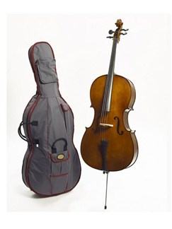 Stentor Student II Cello Outfit - 1/8 Size Instruments | Cello