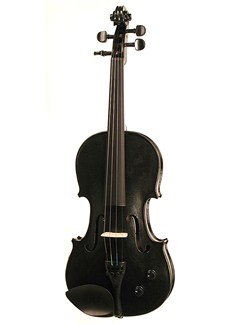 Stentor: Electric Violin Outfit - 4/4 Black Instruments | Violin