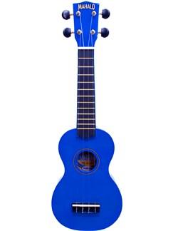 Mahalo: 2011 Ukulele - Blue Instruments | Ukulele