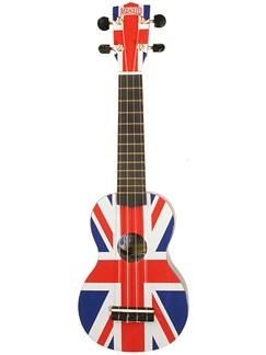 Mahalo Union Jack Ukulele Instrument | Ukulele
