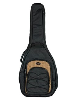 CNB Padded Jumbo Acoustic Guitar Gigbag - 20mm (Gold)  | Guitar
