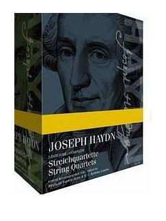 Joseph Haydn: Complete String Quartets (Urtext Study Score) Books | String Quartet