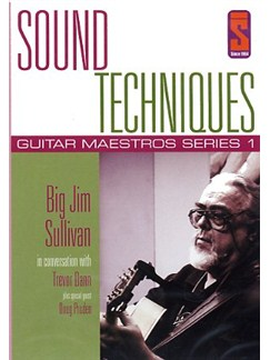 Sound Techniques Guitar Maestros Series 1: Big Jim Sullivan DVDs / Videos | Guitar