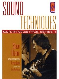 Sound Techniques Guitar Maestros Series 1: Steve Tilston DVDs / Videos   Guitar