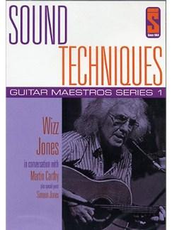 Sound Techniques Guitar Maestros Series 1: Wizz Jones DVDs / Videos | Guitar